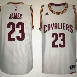 big sale c897c 86e07 Men's Cleveland Cavaliers LeBron James Jersey NWT